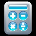 calc, calculation, calculator icon