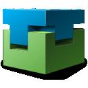 application, xpinstall icon