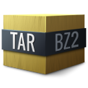 Mimetypes application x bzip compressed tar icon