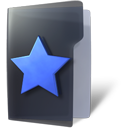bookmark, favourite, star, folder, favorite icon