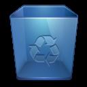 garbage, recycle bin, trash icon