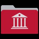 librrary folder icon