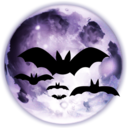 full,moon icon