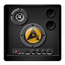 Aimp, Black icon