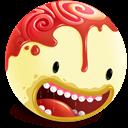 Freaky, Head icon