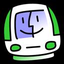 iMac Lime icon