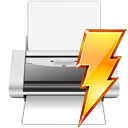 print, stock, install, printer, setup, installation icon