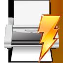 stock,print,setup icon
