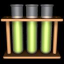 test, tub icon