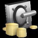 vault,cash,money icon