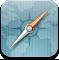 safari, compass, browser icon