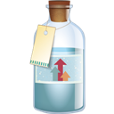 Bottle, Designbump icon