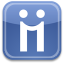 sn, social network, social, diigo, badge icon
