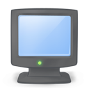 on, computer, my icon