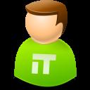 account, human, profile, people, web, user icon