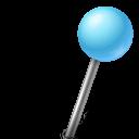 azure, ball, marker, base, map, avp, right icon