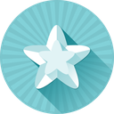 rate, empty, rating, bookmark, star icon