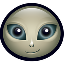 outer space, paul, alien, space, et, science, martian icon