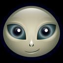 outer space, paul, alien, space, et, science, martian icon