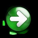 forward, button, arrow, right, correct, yes, ok, next icon