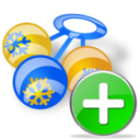 Add, Rattle icon
