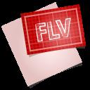 adobe blueprint flv icon