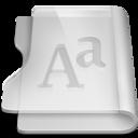 aluminium,font,book icon