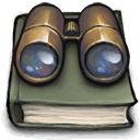 book,observation icon