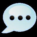 Comment, Dots icon