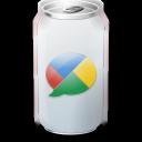 google, buzz, web20, drink icon