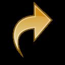 Arrow redo icon