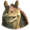 jar,jar,binks icon
