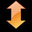 flip, object, vertical icon