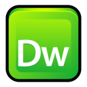 cs, adobe, dreamweaver icon