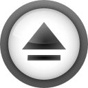 Actions media eject icon