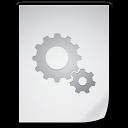 Files Settings File icon