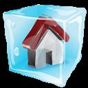 Home, Ice icon