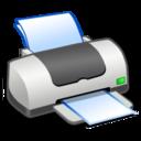 Hardware Printer ON icon