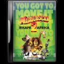 Madagascar 2 icon