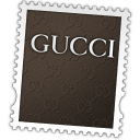 postage, stamp, gucci icon