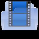 movie, folder, film, video icon