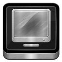 Computer, Metallic, My icon