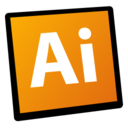 illustrator,cs icon