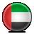 Arab, Emirates, Flag, United icon