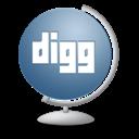 Digg, Globe icon
