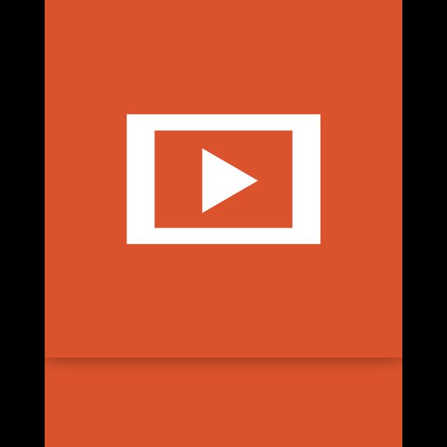 my video, video, mirror icon