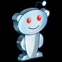 3d, Reddit icon