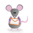 message, mail, officemouse, letter, envelop, email icon