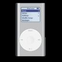 iPod mini silver icon