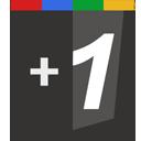 +1.Grey icon